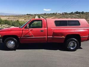 Rare1994 Dodge Ram 3500 2wd 12v Cummins Diesel 5 Speed 39k