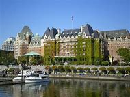 Empress Hotel Victoria BC Canada