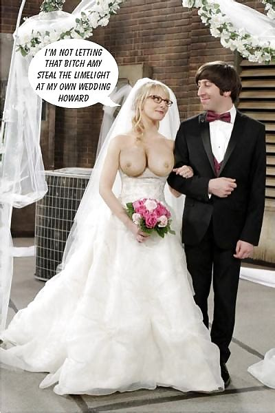 Melissa Rauch Big Bang Theory Fake Nude Porn Pictures