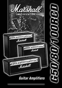 Marshall Mg50  80  100rcd Amplifier Download Manual For