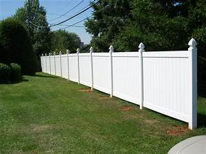it39s been said that good fences make good neighbors With white dog fence