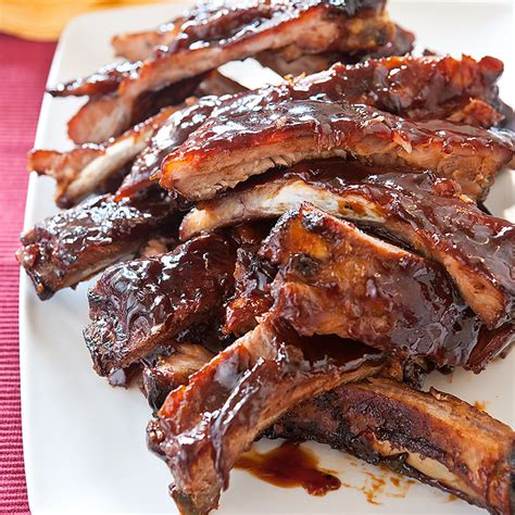 chinese style barbecued spareribs keeprecipes