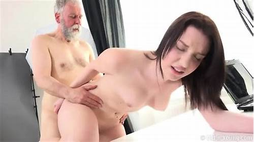 Vintage Youthful Drilled Her Holes Gets Gently #Old #Guy #Fucks #Teen #During #Photo #Session