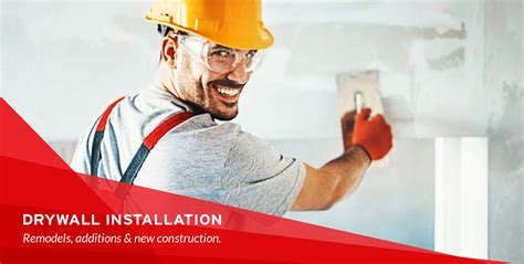 drywall repair installation contractors tulsa drywall