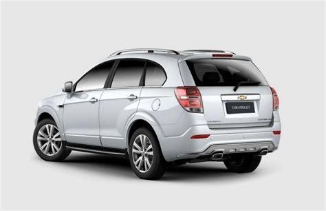 Chevrolet Captiva Price by 2017 Chevrolet Captiva Review Price Pictures Interior