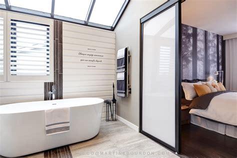 chambre avec salle de bain decoration chambre de bain gawwal com