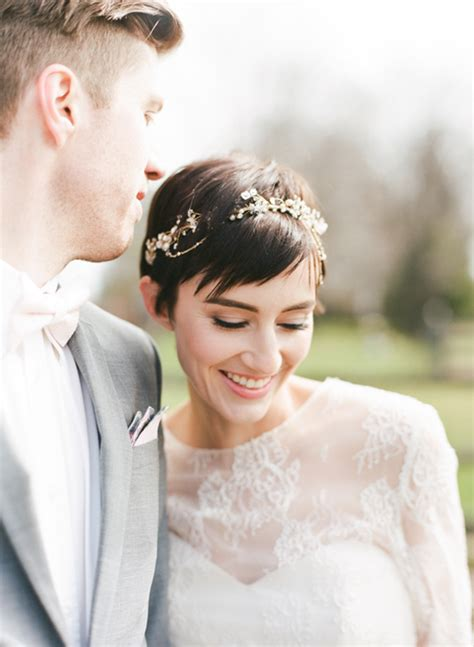 20 sublime wedding hairstyles for haired brides