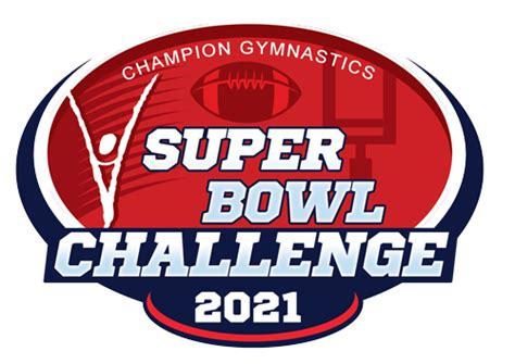 Super Bowl Challenge 2021 Champion Gymnastics