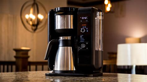 Cold brew coffee and tea: Ninja Hot and Cold Brewed System review: Ninja's super versatile coffee maker tackles all your ...