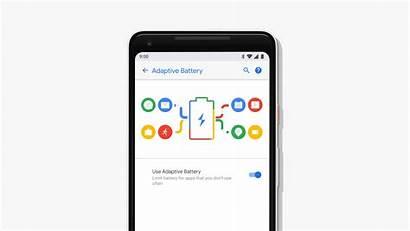 Android Battery Adaptive Pie Ios Google Lead