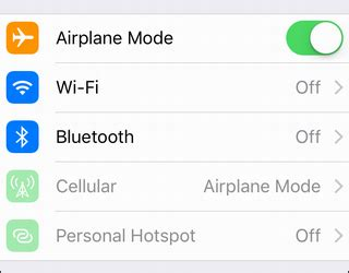 what is airplane mode on iphone what is quot airplane mode quot on my iphone ask dave