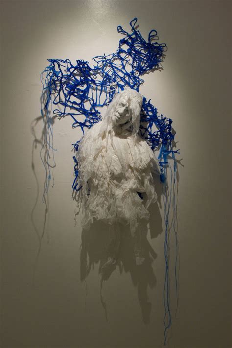 Seeing the Extraordinary In the Ordinary: Khalil Chishtee?s plastic bag sculptures   Inspiration
