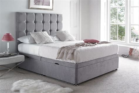 Divan Ottoman Bed by Sleep Divan Ottoman Bed Bedsonlegs Co Uk