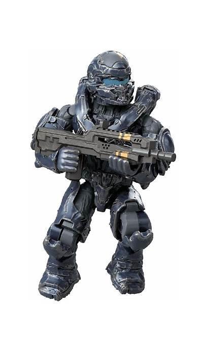 Spartan Locke Halo Mega Bloks Construx Osiris