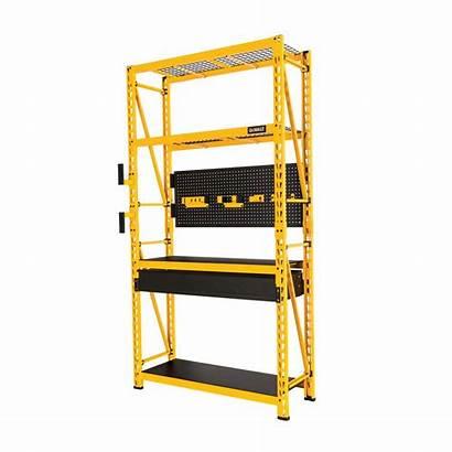 Dewalt Storage Shelving Rack Bench Garage Industrial