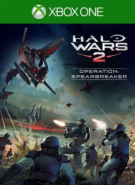 halo wars  operation spearbreaker  windows apps