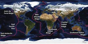 Reading The Ridges  Are Climate And The Seafloor Connected