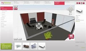 Logiciel Architecture Gratuit Simple : logiciel design 3d my sketcher ~ Premium-room.com Idées de Décoration
