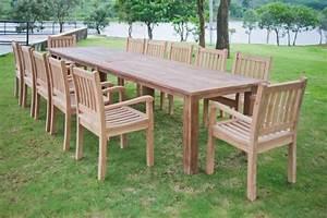 Gartentisch Und Stühle Set : teak gartenm bel teakm ~ Bigdaddyawards.com Haus und Dekorationen