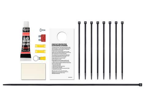 Chevy Volt Curt Mfg Trailer Wiring Kit
