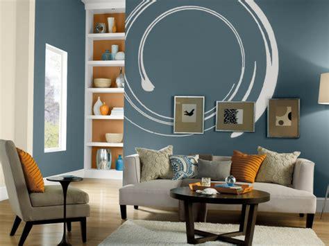 blaue wand wohnzimmer farbe f 252 rs wohnzimmer wenn pastellen ins spiel kommen