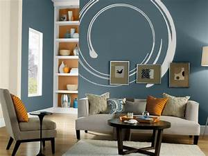 Grau Blau Farbe : wohnzimmer blau grau streichen die neuesten innenarchitekturideen ~ Markanthonyermac.com Haus und Dekorationen