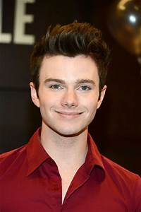 Glee star Chris Colfer speaks out about co-star Naya ...