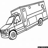 Ambulance Coloring Pages Police Helicopter Paramedic Truck Vehicle Clipart Printable Trucks Badge Thecolor Ems Rescue Drawing Cars Aid Emergency Projects sketch template