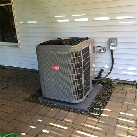 bryant evolution ac system replacements  westboro