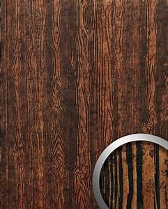 Adhesif Mural En Relief : wood design rev tement mural auto adh sif wallface 14807 ~ Premium-room.com Idées de Décoration