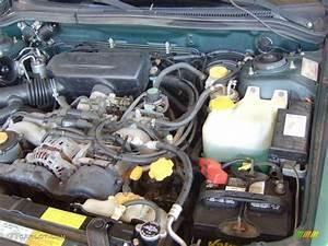 1998 Subaru Forester S Engine Photos