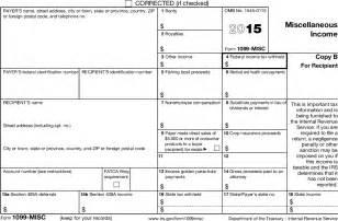 1099 Printable Tax Forms 2015