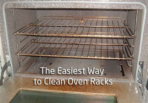 easiest   clean oven racks iseeidoimake
