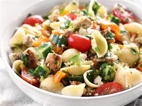 cold chicken pasta salad cold chicken pasta salad www pixshark com images galleries with a bite