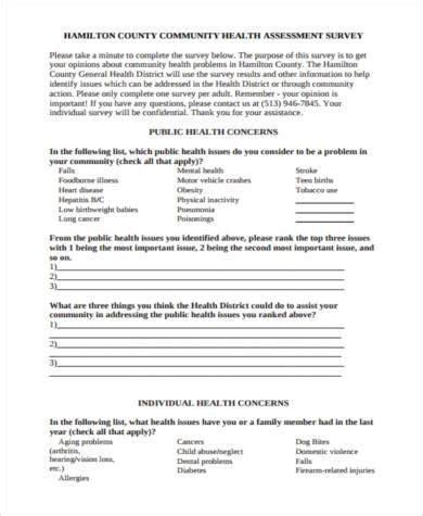 sample  community health assessment paper classles democracy