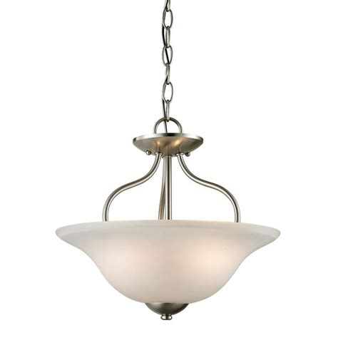 brushed nickel flush mount ceiling light titan lighting conway 2 light brushed nickel ceiling semi