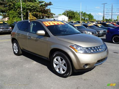 how cars work for dummies 2006 nissan murano navigation system 2006 nissan murano s awd in chardonnay metallic 503461 jax sports cars cars for sale in