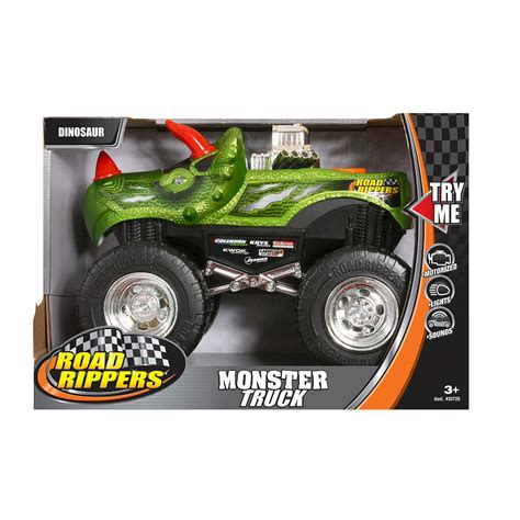 monster truck toys videos toy state s road rippers monster trucks review and