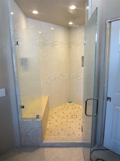rain glass shower door patriot glass  mirror san