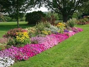 The gallery for --> Flower Garden Designs For Full Sun