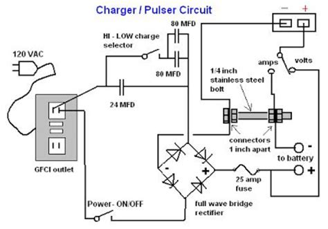 Renewable Energy For The Poor Man Updated Charger Desulfator