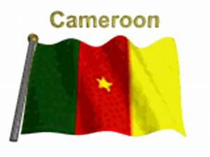 Flags of Canada, Cameroon, Central African Republic, Cape ...