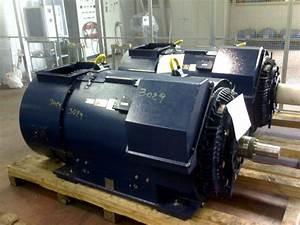V52 Leroy Somer Generators 850 Kw