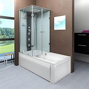 Duschkabine Ohne Wanne : acquavapore dtp50 a000r wanne duschtempel badewanne dusche duschkabine 90x180 ~ Markanthonyermac.com Haus und Dekorationen