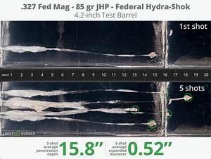 327 Federal Magnum Ammo For Sale 85 Gr Hydra Shok Jhp