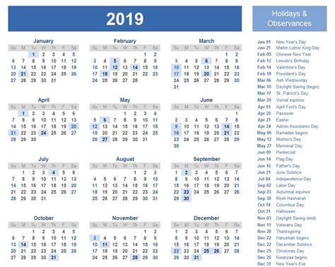 federal holidays  printable calendar qld