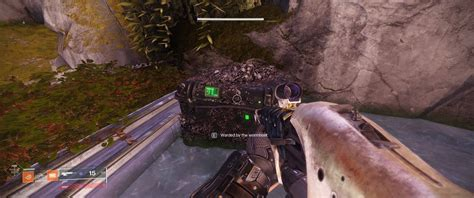 How To Open The Wormwood Chest