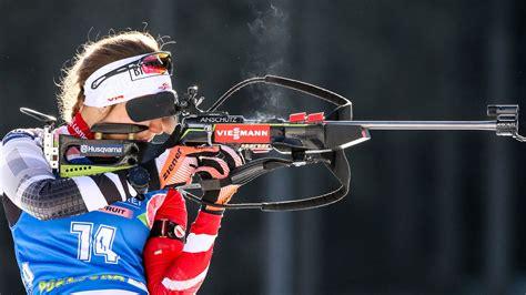 biathlon oesv damen staffel knapp  top ergebnis vorbei
