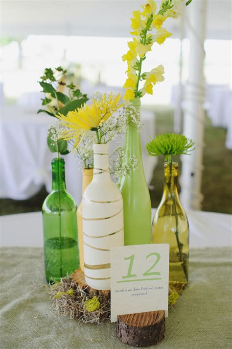 Wedding Wednesday: Reception Decorations simplify the chaos