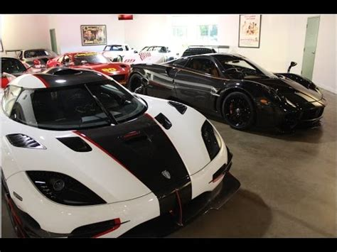 expensive car collection   world lake